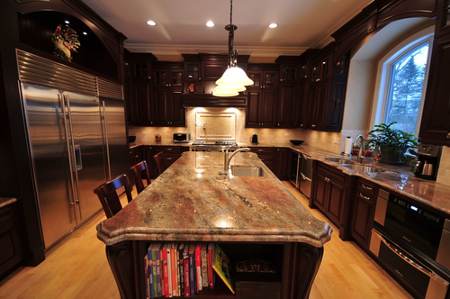 types of countertop edges