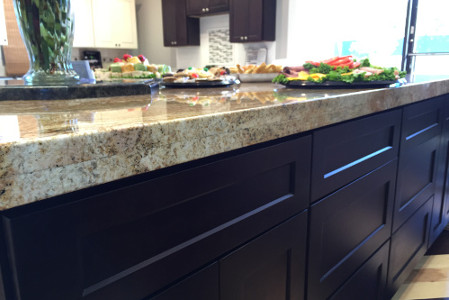 kitchen countertop edges