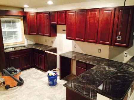 New Countertop Materials 2015 : Granite Countertops Chapel Hill-Raleigh Carolina Countertops