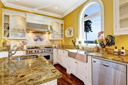 inexpensive countertop ideas