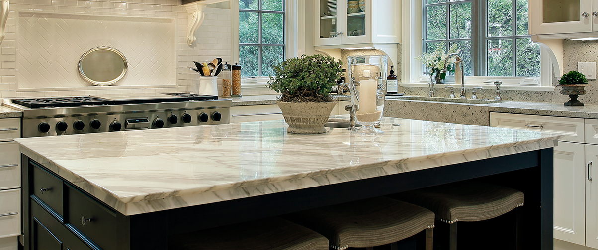 marble countertop durham